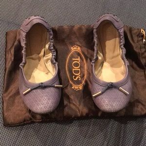 Authentic Tod's shoes - size 6